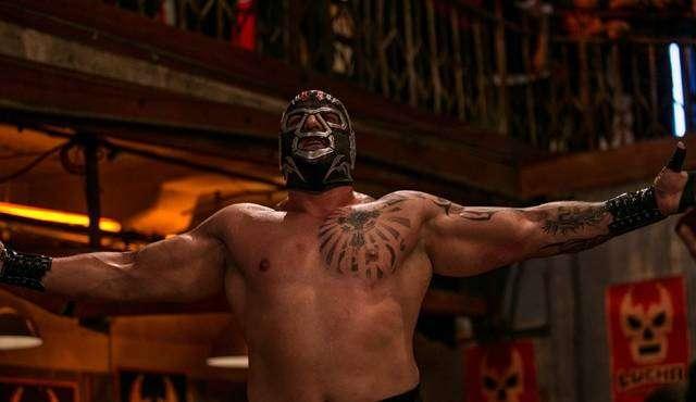 Image result for Mil Muertes wrestler