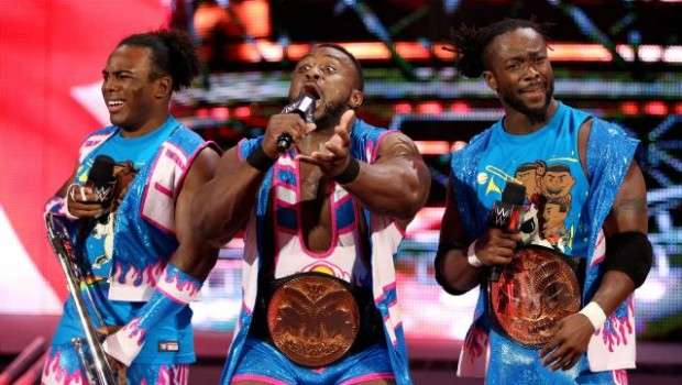 Wwe News Demolition Sends A Message To New Day