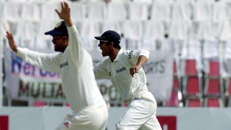 Pakistan India Multan 2004
