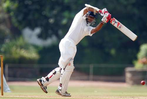 India England Oye Captain Parthiv Patel
