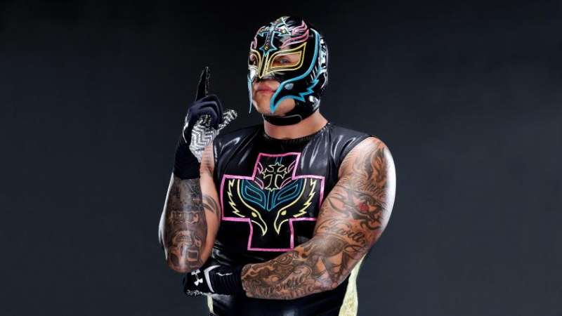 Page 3 10 things you did not know about rey mysterio for Rey mysterio tattoos