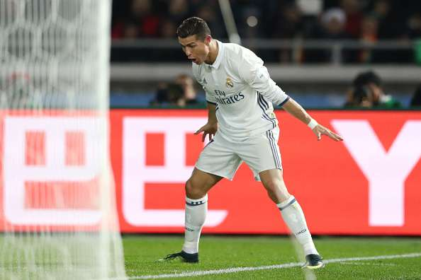 88f592701f1 Cristiano Ronaldo. Cristiano Ronaldo Cristiano Ronaldo scored his 40th hat- trick for Real Madrid