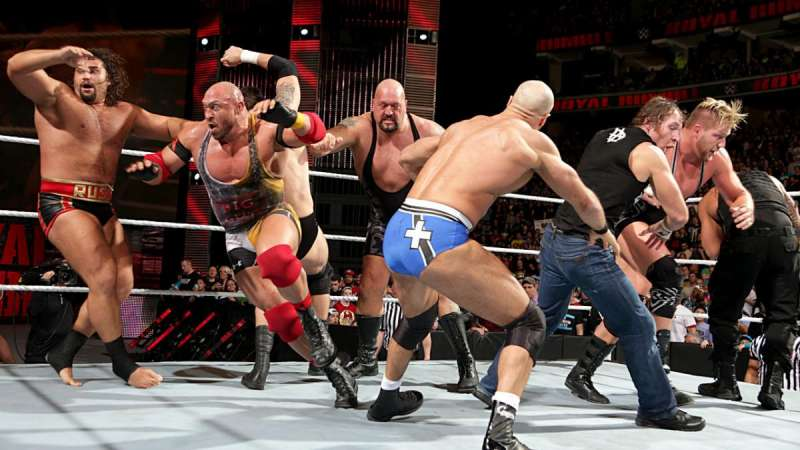 5 Integral Numbers That Define The WWE Royal Rumble Match