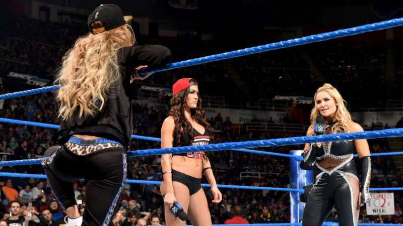 Wwe Smackdown Live 20th December 2016