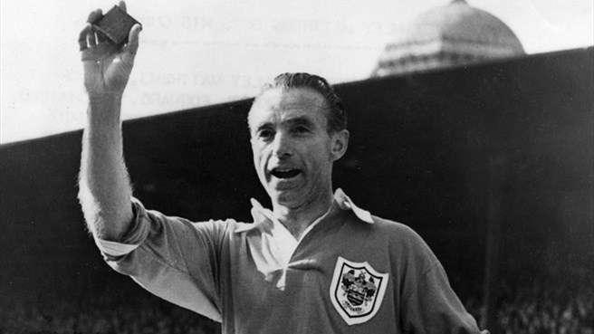 Sir Stanley Mathews (Image credits: UEFA.com)
