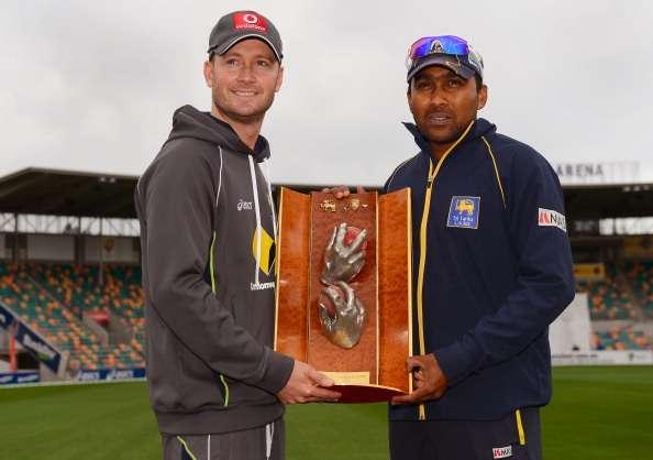 Warne-Murali Trophy