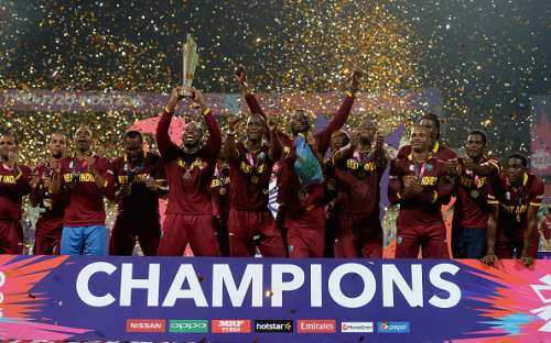 West Indies Champions
