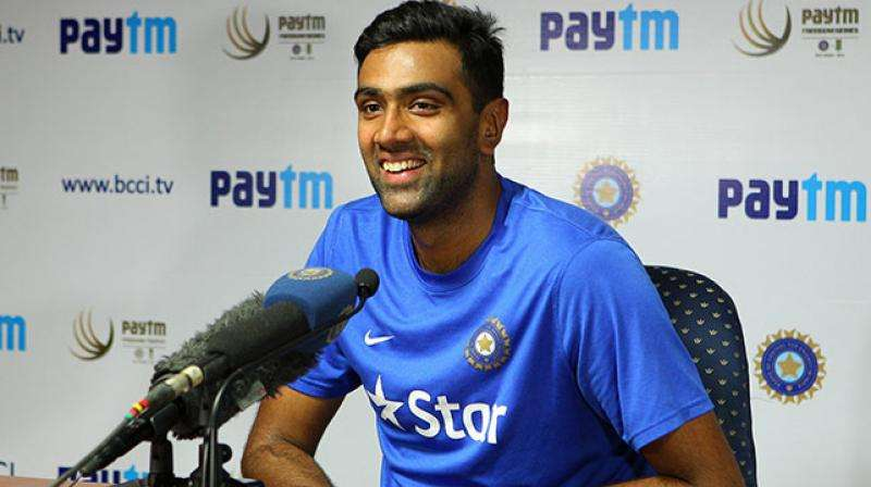 Image result for ashwin press conference