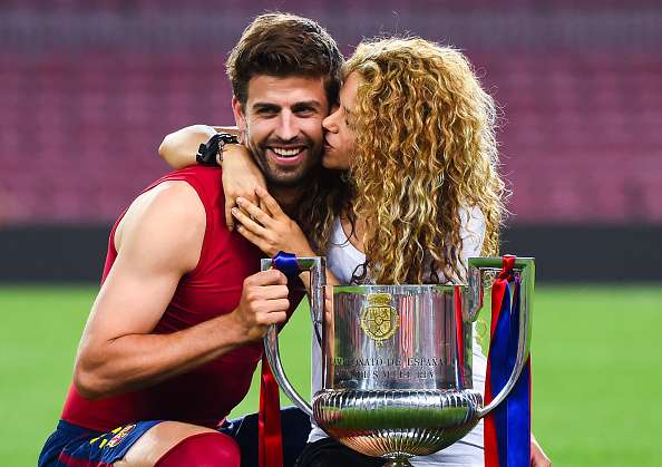Transfer Rumour: Shakira wants Gerard Pique to quit Barcelona