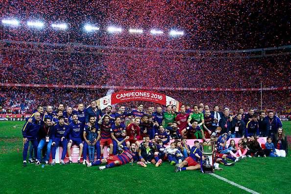 Copa del Rey 2016 17  Quarterfinal draw hands Barcelona tough trip ... 18f30a6c1a299