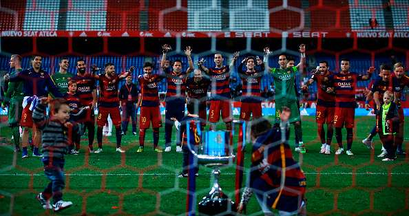 Copa del Rey 2016 17  Barcelona and Atletico Madrid face off in semifinals dd32687803c8b