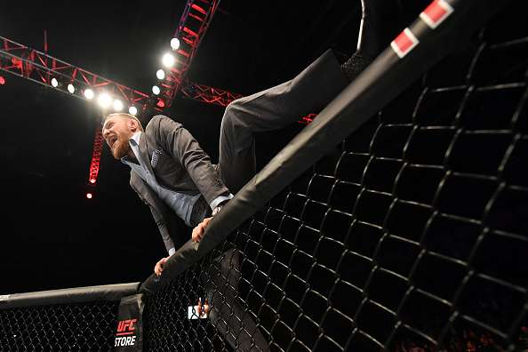 Conor McGregor is the UFC's biggest star...for now