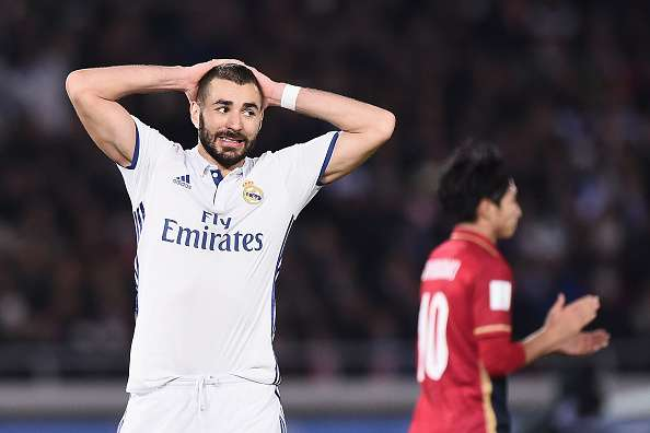 c82dc90d1 Transfer Rumour  Real Madrid to let Karim Benzema leave for Premier ...