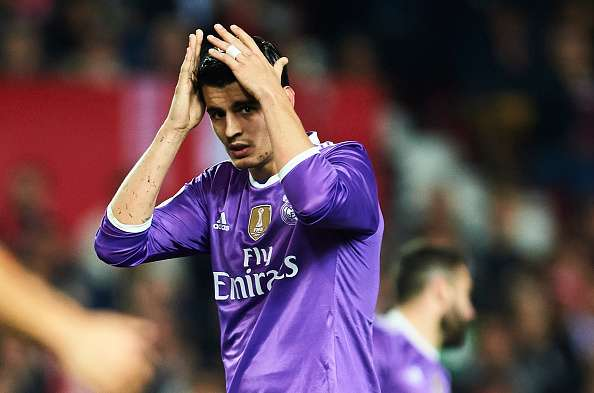 Arsenal transfer rumour: Arsene Wenger renews interest in Real Madrid forward Alvaro Morata