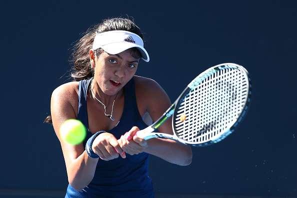 Australian Open 2017 Indian Junior Zeel Desai Shines As