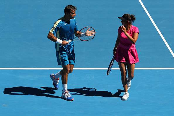 Australian Open 2017: Sania Mirza/Ivan Dodig in mixed doubles finals