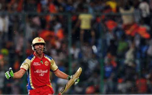 What Goes Through The Mind Of Ab De Villiers While Batting