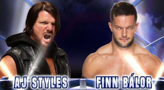 How WWE could book a dream fight between AJ Styles and Finn