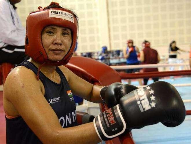 d51d21d31758 Sarita Devi will make her professional debut against Hungarian boxer Zsofia  Bedo