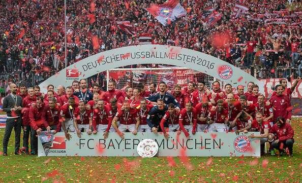Cies football observatory predict the final standings in - Bundesliga premier league table ...