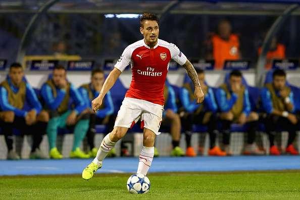 Debuchy Arsenal