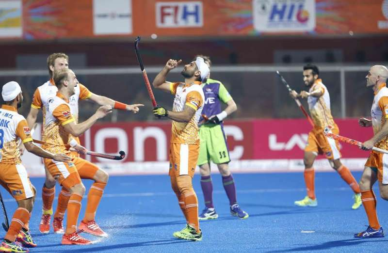 Hockey India League 2017