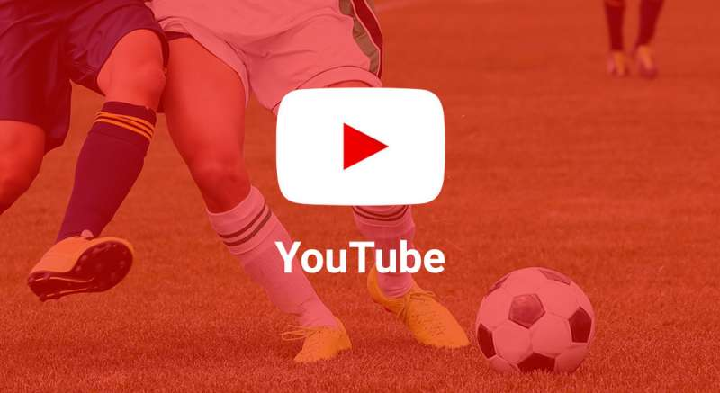 Top 5 football Youtube channels