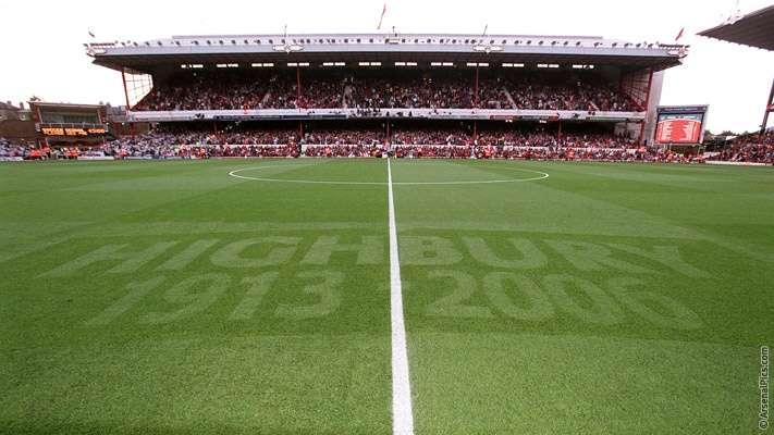 Arsenal's stadium till 2006