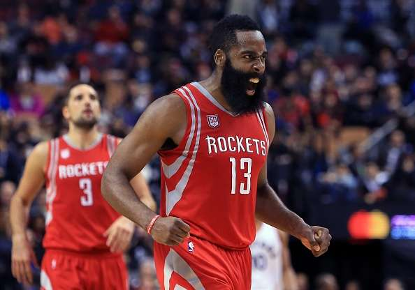 The Houston Rockets have a contender's resiliency