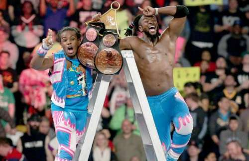 Could Xavier turn on the WWE ChampionsN
