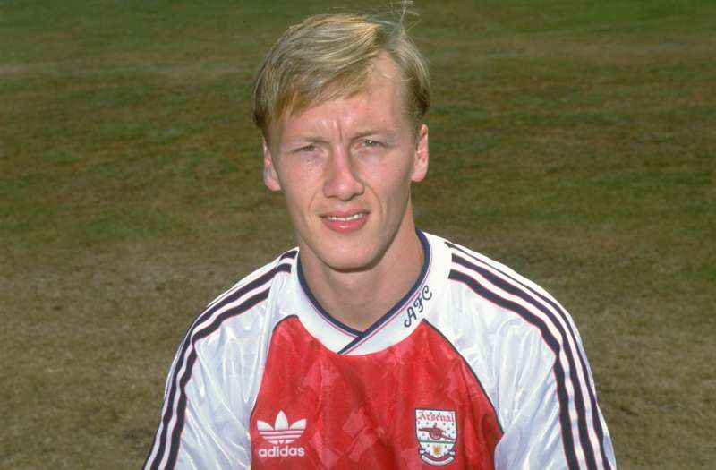 Lee Dixon retired at Arsenal after spending 14 years with the club