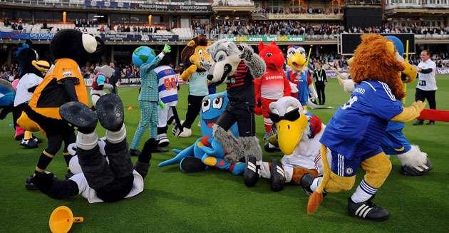 Mascot derby
