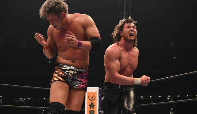 Image result for Kenny Omega vs. Kazuchika Okada – NJPW Wrestle Kingdom 11