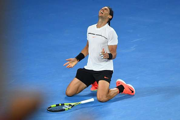 Australian Open 2017: Vintage Rafael Nadal outclasses Grigor Dimitrov to set up dream 'Fedal' final