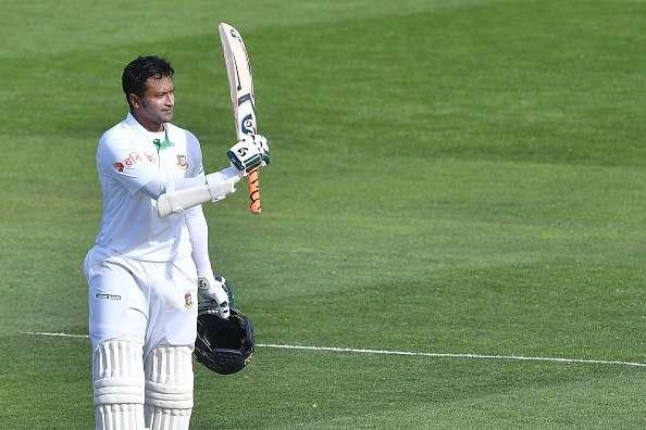 New Zealand vs Bangladesh 1st Test Day 2 Stats: Shakib Al