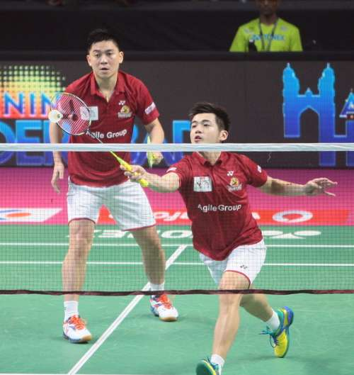 Tan Boon Heong and Tan Wee Kiong