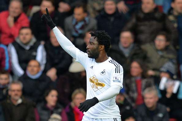 Wilfried Bony was never truly replaced by Swansea