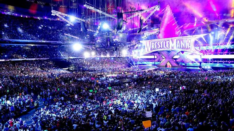 Wrestlemania 34 Seating Chart >> WWE News: New Orleans confirmed as WrestleMania 34 location