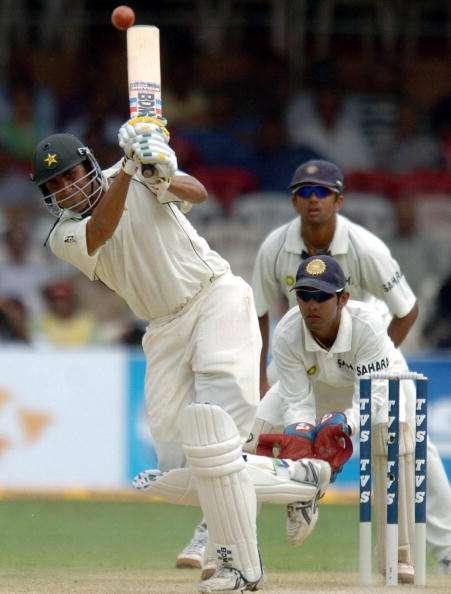 Younis Khan Bangalore 2005