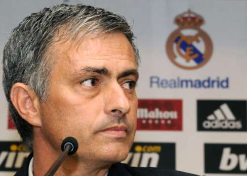 Jose Mourinho Real Madrid Greatest Managers All Time