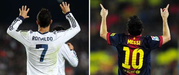 promo code 6997c 07beb 5 negative aspects of Lionel Messi and Cristiano Ronaldo ...