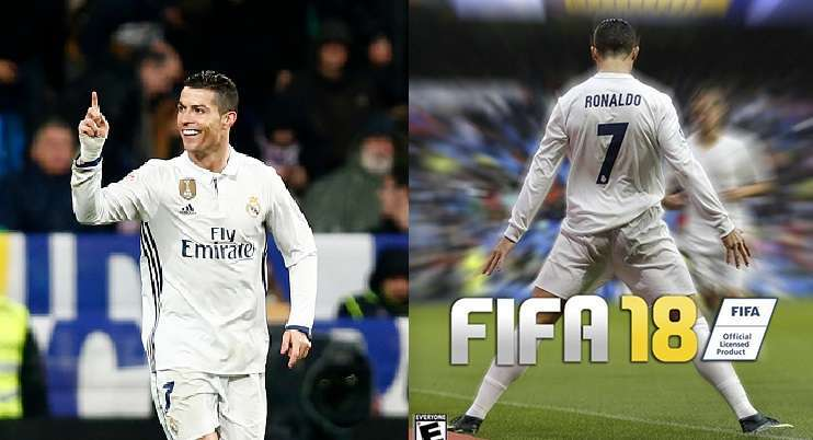 5ee21ac50f709 FIFA 18 Ronaldo According to sources ...