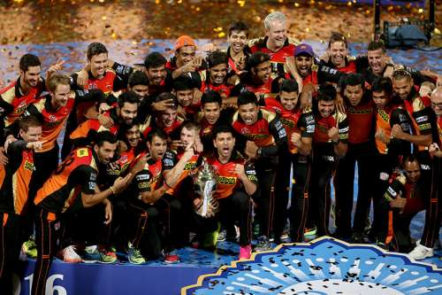 Sunrisers Hyderabad 2016 IPL