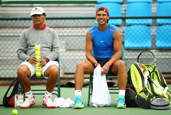 competitive price 84863 6706b Rafael Nadal did not know about Toni Nadal split until public interview