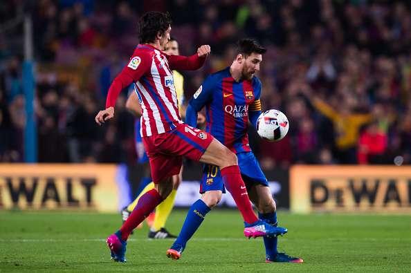 Copa del Rey 2016 17  Barcelona 1-1 Atletico Madrid (3-2 agg ... 21f7d05793f2d