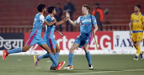 Coal India Hockey India League