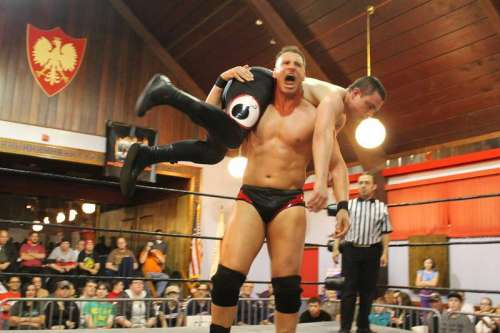 Dijak Says Goodbye to ROH