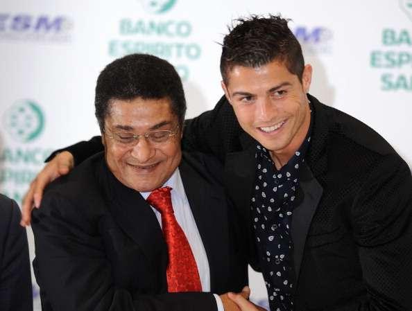 Cristiano Ronaldo Eusebio