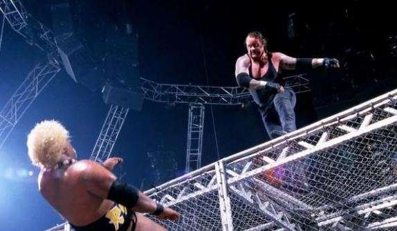 Image result for Armageddon 2000: 6-Man Hell in a Cell