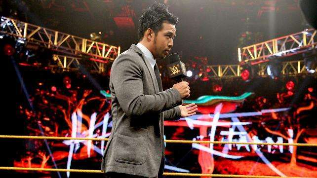 Image result for hideo itami wwe